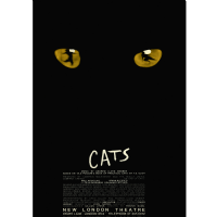 Cats Repro poster